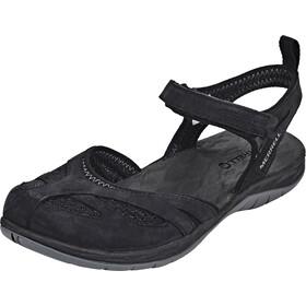 Merrell Siren Wrap Q2 Naiset sandaalit , musta